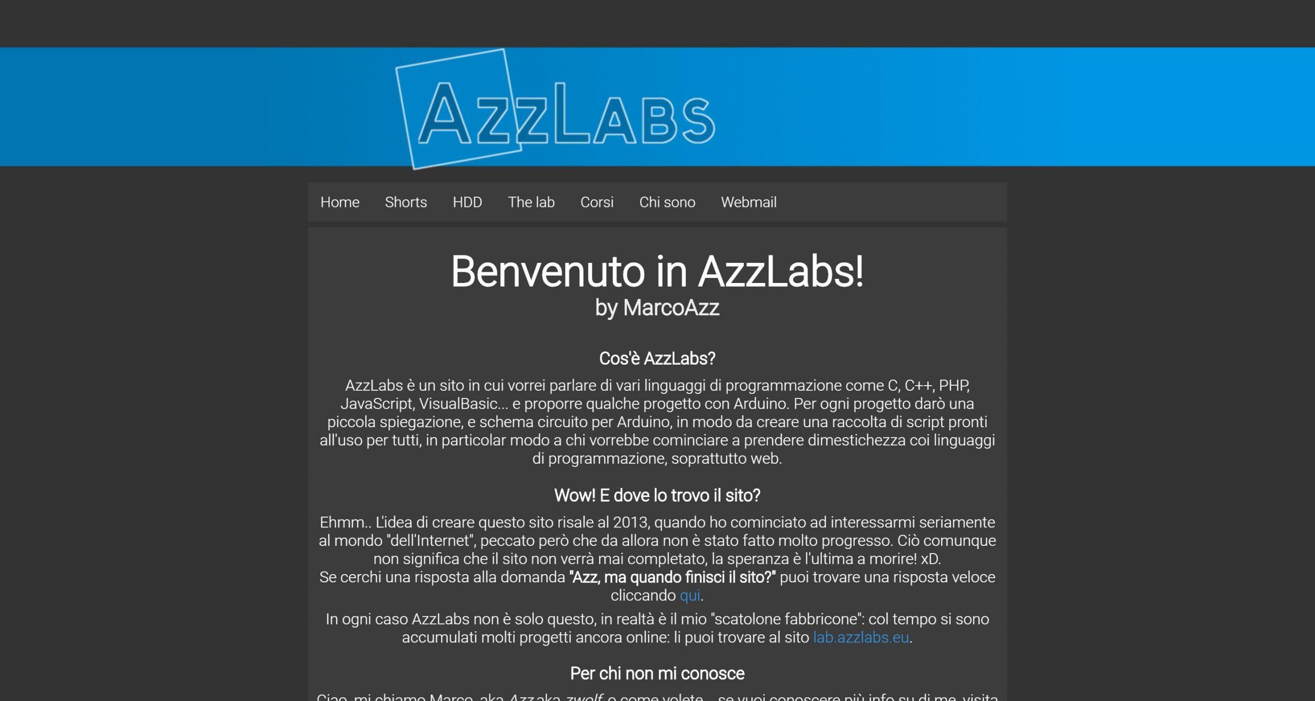AzzLabs