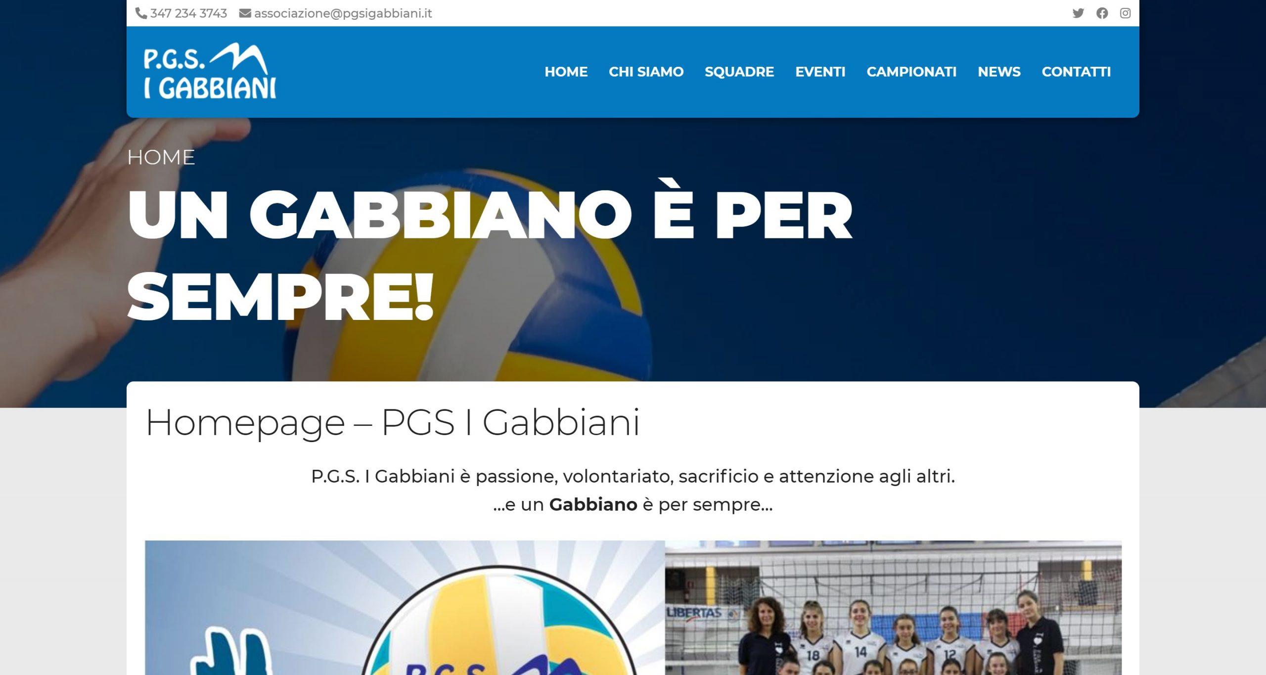 PGS I Gabbiani